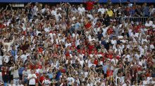 England fans console team, themselves with stadium rendition of Oasis classic