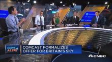 Comcast and Fox's 'grand dance' for Sky