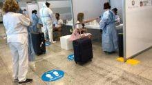 """Covid, il medico: """"In aeroporto Fiumicino positivi con carica virale altissima"""""""