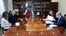 Lebanon and Israel, long-time foes, to start talks on disputed waters