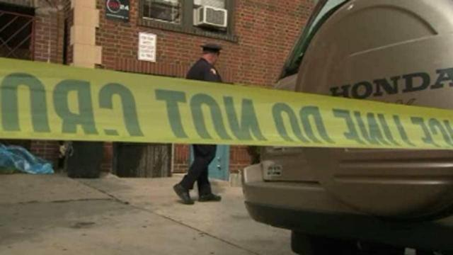 Newborn baby found in trash in NJ