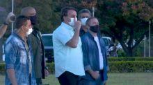 Bolsonaro diz ter testado negativo para covid-19