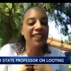 Sacramento State professor discusses George Floyd protests