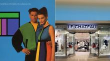 As Le Château Closes Its Stores, A Thank You For Those Questionable Fashion Moments