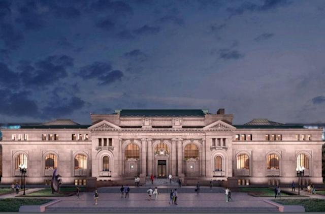 Apple wants to sell iPhones out of an historic DC library