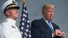 Trump's ex-Coast Guard chief backs Biden after president's dismissal of science and 'irrevocable' damage to environment