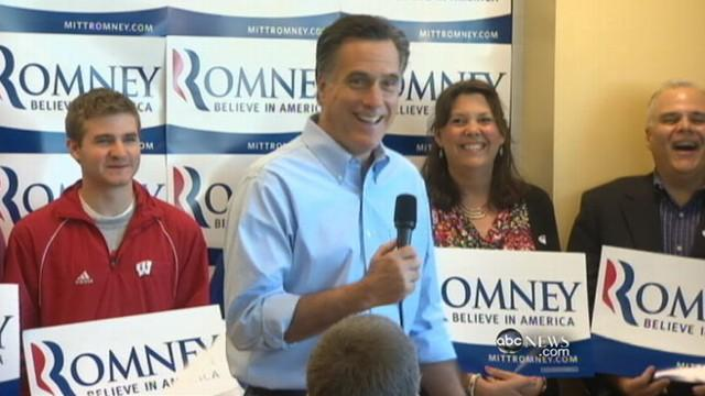 Maryland Primary: Mitt Romney Projected to Win