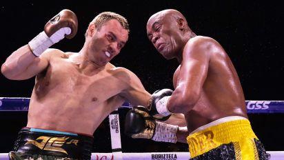 UFC legend Silva wins in return to boxing