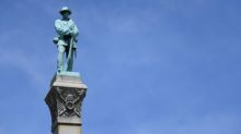 Kentucky town welcomes Confederate memorial moved from Louisville
