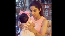 Shilpa Shetty Says Being A Mother Feels Surreal: At 45, To Have A Newborn, Takes Guts