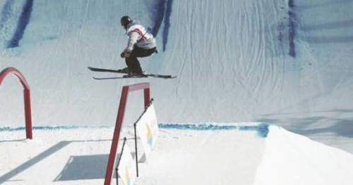 Ski - ChM - Championnats du monde de ski freestyle : les qualifications hommes du slopestyle en direct vidéo