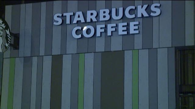 Starbucks container store opening today in Edgewater
