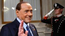 Shares in Berlusconi firm Mediaset jump as Vivendi eyes big stake