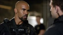 Shemar Moore suits up for more than action with 'S.W.A.T.'