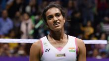 Sindhu makes shocking first round exit from Denmark Open; Saina through