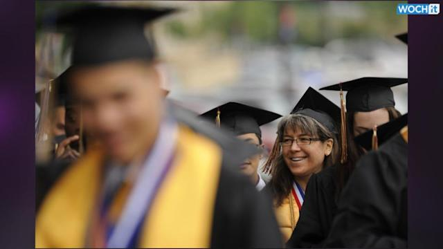 Awards Honor Outstanding Students At Community Colleges