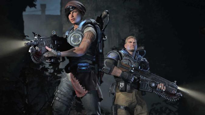 'Gears of War 4' stars 'Dragon Ball Z,' 'Spartacus' actors