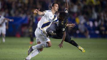 Zlatan's brash talk ramps up new L.A. rivalry