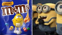 You can now get caramel flavoured M&Ms in Australia