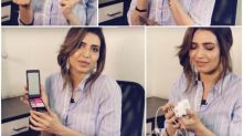 WATCH: We peeked into Karishma Tanna's bag and here is what we found
