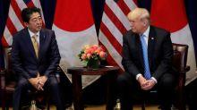 No need for Shinzo Abe: Trump already nominated for Nobel Peace Prize