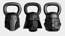 Marca lança linha de equipamentos fitness inspirados em 'Star Wars'