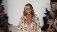 'Real Housewives' star Teddi Mellencamp responds to criticism of her NYFW catwalk after announcing pregnancy