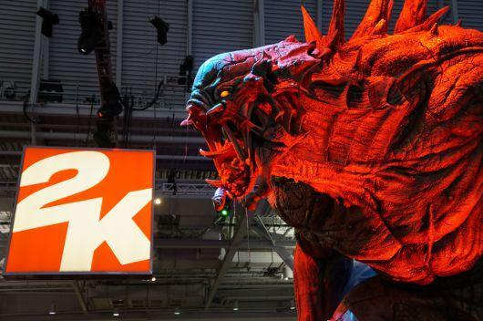 Gamescom Awards evolve, favor 2K's monstrous game
