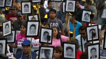 Mexico identifies remains of one more of missing 43 students