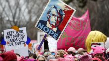 DNC Appears To Pull Sponsorship Of Women's March Amid Controversy