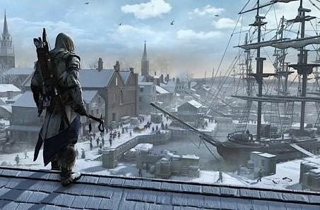 Assassin's Creed: Forsaken novel out Dec. 3, will tell story of Connor