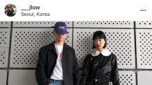每日IG - 韓模情侶的衣櫥