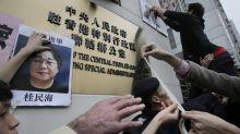 Hohe Haftstrafe für Verleger in China löst Empörung aus