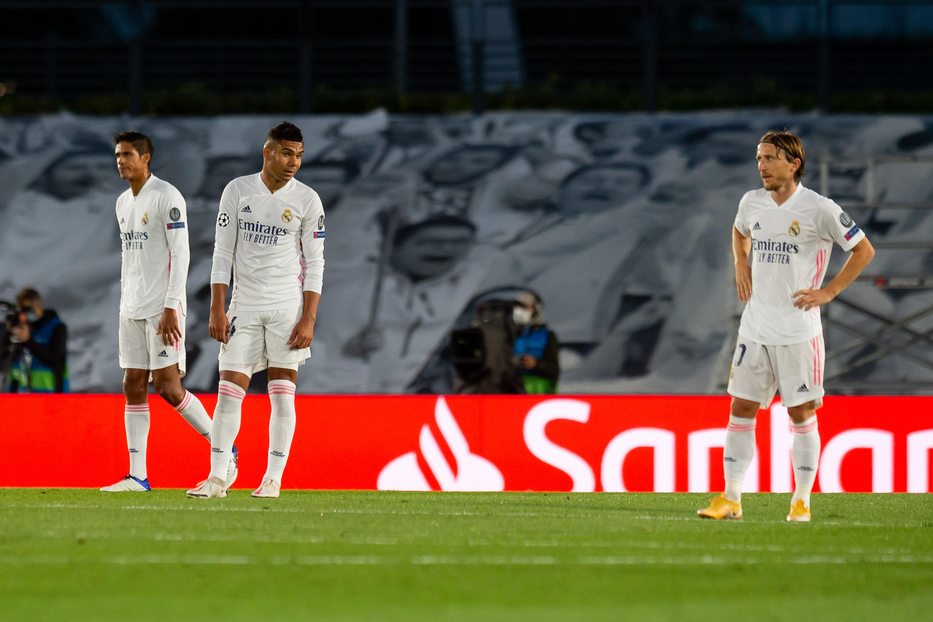 Champions League: Real Madrid stunned by Shakhtar Donetsk (video)