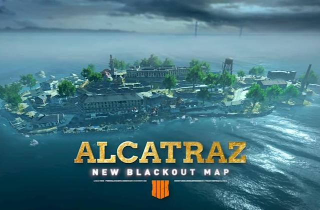 'Call of Duty: Black Ops 4' gets a second battle royale map tomorrow