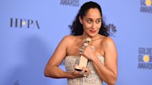 Black-ish star says 'change is coming' after award win