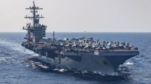US Navy expects there will probably be 'hundreds' of coronavirus cases aboard the aircraft carrier USS Theodore Roosevelt