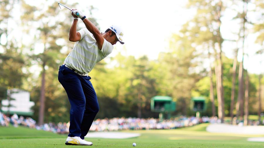 Matsuyama and the shot that won the Masters