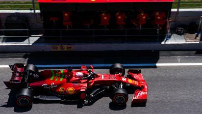 Ferrari已將90~95%的重心放到2022年賽車之上