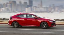 Honda adds five-door Civic hatchback for 2017