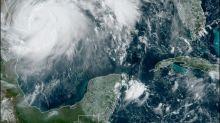 """Hurrikan """"Hanna"""" in Texas zum tropischen Sturm herabgestuft"""