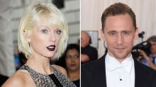 Taylor Swift and Tom Hiddleston Bust a Move at the Met Gala