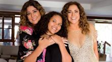 Daniela Mercury e Malu Verçosa comemoram 18 anos da filha: 'Suas mães te amam'