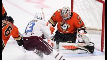 Avs face Ducks again, look to ride momentum of OT win
