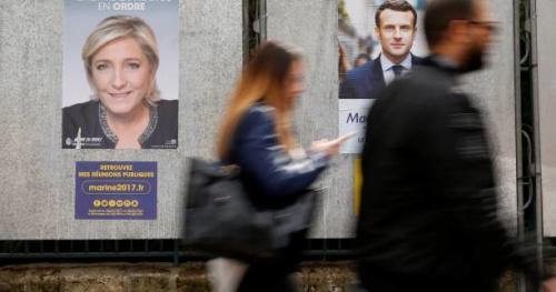 Tous sports - Politique - Présidentielle : Macron vs Le Pen, un match de «sportifs»