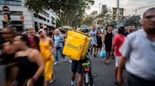 Abu Dhabi Bets on Food Delivery Boom With Investment in Glovo