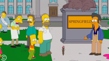 'South Park' calls out 'The Simpsons' for being racist and bigoted