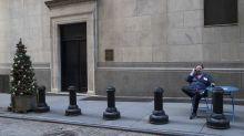 Wall Street opera con un fuerte descenso