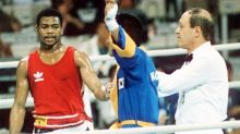 He controversially beat Roy Jones Jr. for Olympic gold. He wishes he had silver.