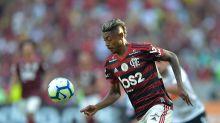 Bruno Henrique faz 3 gols, e Fla bate Timão; veja os números do atacante
